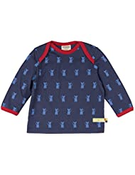 loud + proud Unisex Baby Sweatshirt Shirt Woll-Anteil, Druck