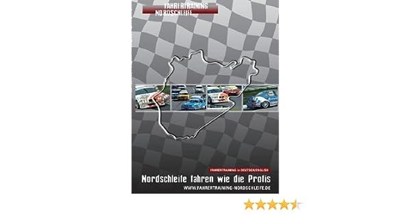 fahrertraining nordschleife dvd