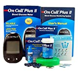 Best Blood Glucose Monitors - Blood Glucose Meter Full UK Starter Pack 50 Review