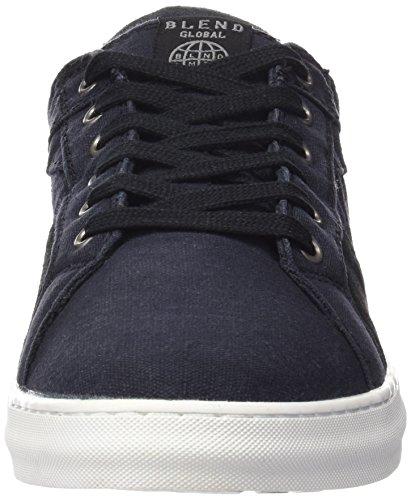 Blend 20700504, Baskets Basses homme Noir - Schwarz (70155 Black)