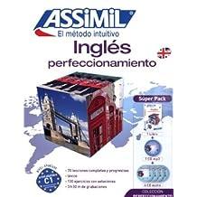 Súper Pack: Inglés Perfeccionamiento  ( + CD MP3 + 4 CDs Audio) (Perfezionamenti)