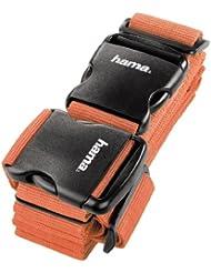 Hama - Correa de seguridad para equipaje (2 unidades, 5 x 200 cm / 5 x 230 cm)