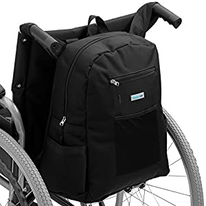 Supportec Deluxe Wheelchair Bag
