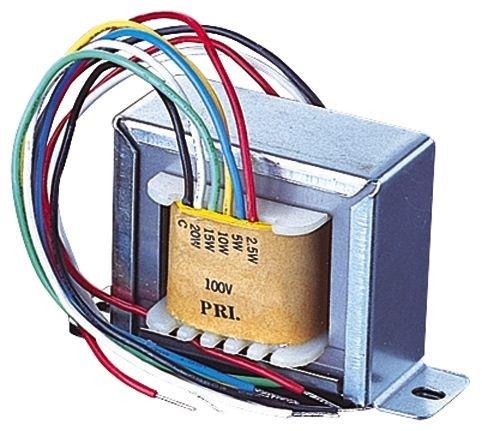 100-v-Übertrager (100V Line Übertrager Converting Line Signal zu 8/16 Ohm Mit Anzapfungen 2.5,5,10,15 W)