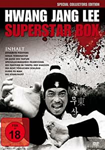 Hwang Jang Lee - Superstar Box [2 DVDs]