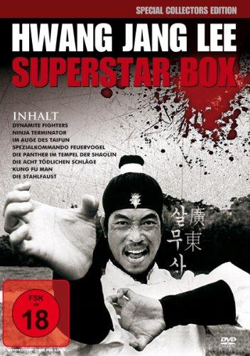 Hwang Jang Lee - Superstar Box [2 DVDs]