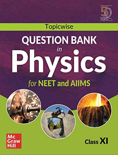 Topicwise Question Bank in Physics for NEET