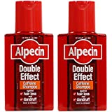 Alpecin Double Effect Shampoo 200 ml - Pack of 2