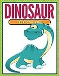 Dinosaur Coloring Book: Coloring Book...