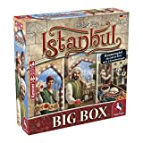 Image for board game Pegasus Spiele 55119G Board GamesConnoisseur Games, Istanbul Big Box