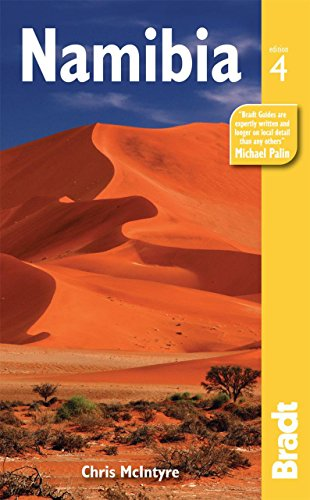 Namibia (Bradt Travel Guides) por Chris Mcintyre