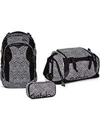 d714cc88c3ef3 Satch Schulrucksack-Set 3-tlg Match Snow Safari 9K6 snow safari