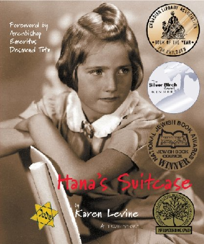 Hana's Suitcase (Holocaust Remembrance Series for Young Readers Book 3) (English Edition)