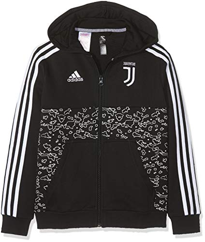 bb153ffe59 Adidas FC Juventus Felpa Full Zip Bambino 2018/19 - Colore - Nero, Misure
