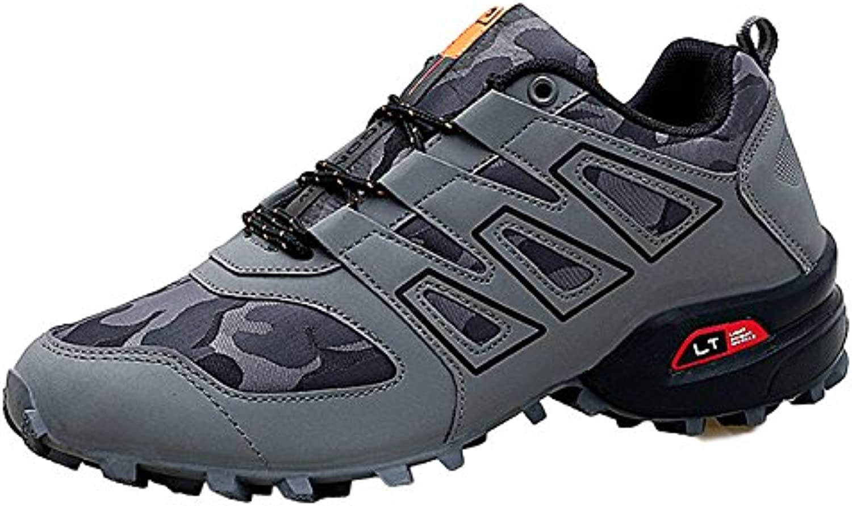 Zapatos De Trail Running LadiesTrail Runner Zapatos Cómodos Antideslizantes para Hombres Clásicos Zapatos De Montaña...