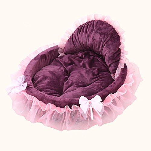 Weksi Pet Waterloo Pet bett Spitze Pet Nest Kennel Pet Innen-Schlafsack -