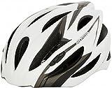 Alpina Radhelm Cybric, White-Black, 53-57, A9664.1.16