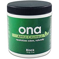 ONA Neutralizador de Olores Apple Crumble Block AntiOlores (175g)