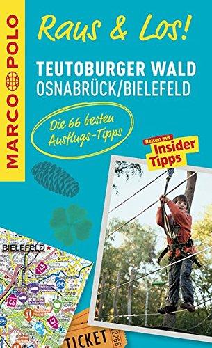 Raus & Los! Teutoburger Wald, Osnabrück, Bielefeld, MARCO POLO