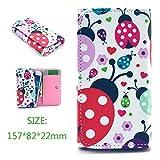 Uming® PU Universal Portafoglio Holster für Iphone 6