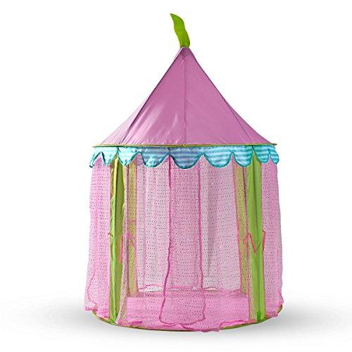Enfants Princesse Pop Up Chateau - ODOLAND Tente de Jeu + lecture ...