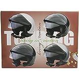 Bottari Moto Casque Touring, Marron, XL