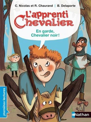 L'apprenti Chevalier, en garde Chevalier noir - Premires Lectures CP Niveau 3 - Ds 6 ans (7)