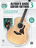Alfred's Basic Guitar Method, Bk 3: The Most Popular Method for Learning How to Play (Book & Online Audio) (Alfred's Basic Guitar Library)