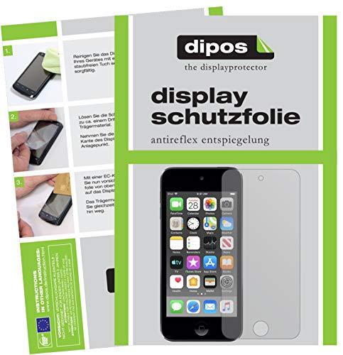 matt passend für Apple iPod Touch (2019) Folie Displayschutzfolie ()