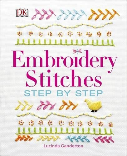 Embroidery Stitches Step Step Crafts