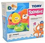 """Tomy Wasserspiel für Kinder """"Okto Plantschis"""" mehrfarbig – hochwertiges Kleinkindspielzeug – Spielzeug für die Badewanne – ab 12 Monate - 7"""
