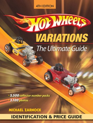 Hot Wheels Variations: The Ultimate Guide (English Edition)