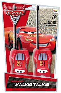 IMC Toys - 250352 - Jeu Electronique - Talkies Walkies - Cars 2