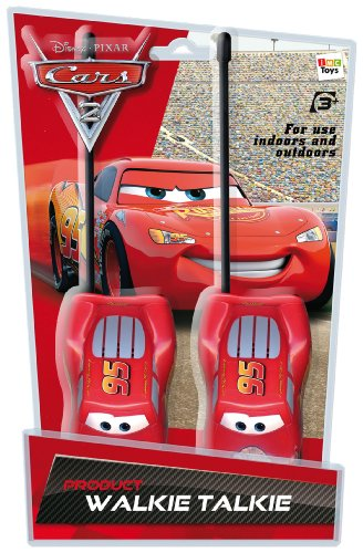 Disney Cars 2 WalkieTalkie