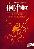 Harry Potter, I : Harry Potter à l'école des sorciers - Folio Junior - 12/10/2017