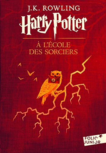 Harry Potter, I : Harry Potter à l'école des sorciers (Folio Junior) por J. K. Rowling