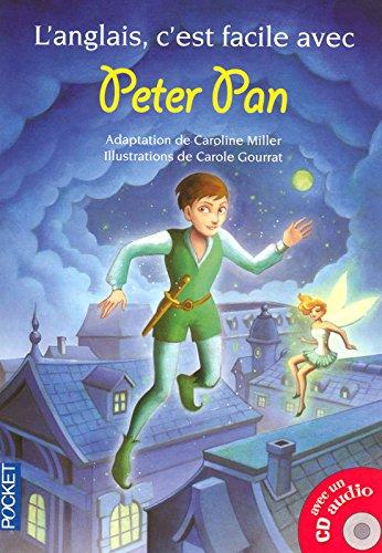 L'anglais, c'est facile avec Peter Pan (+1CD) (filmé)
