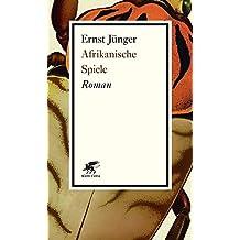 Afrikanische Spiele: Roman