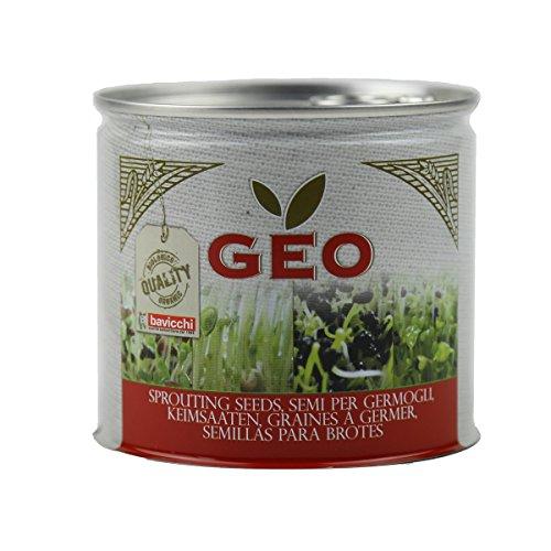 Geo ZFG0160 Keimsaaten Bockshornklee, braun