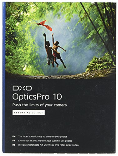 DxO OpticsPro 10 Essential