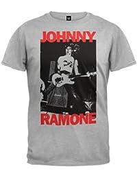 Old Glory Mens Ramones - Johnny Ramone T-Shirt