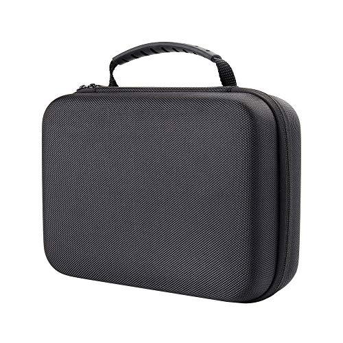 Spachy Custodia Protettiva Custodia da Viaggio Impermeabile Antiurto per registratore Audio Zoom H1, H2N, H5, H4N, H6, F8, Q8