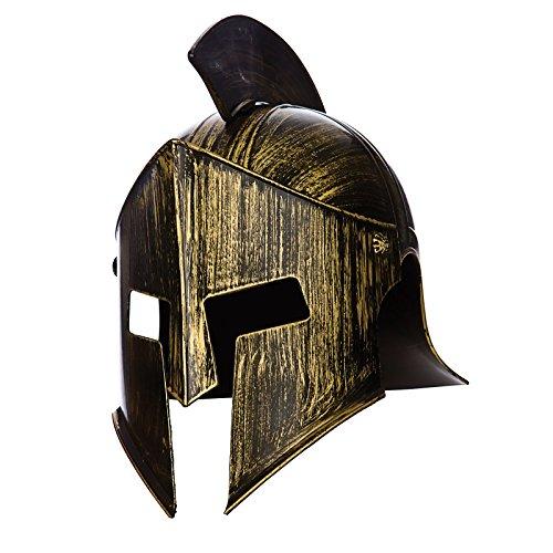Spartan Warrior Kostüm - Gladiator / Spartan Helmet ancient warrior