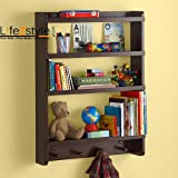 Decorative Floating wall shelf / Small b...