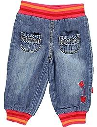Fixoni fille, jean taille élastique, Babytales, 31622
