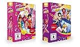 Mia and Me - die komplette Staffel 2 (Box 2.1+2.2) mit 26 Folgen im Set - Deutsche Originalware [6 DVDs]