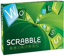 Mattel Scrabble Original | Y9598