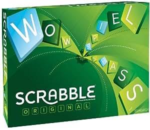 Mattel Y9598 – Scrabble Original Kreuzwortspiel