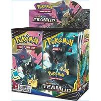 Pokémon POK81486 TCG: Sun & Moon 9 Team Up Booster Display