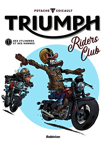 Triumph Rider's Club (ROB.CREATION)
